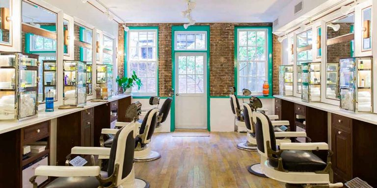 Manhattan Barber Shops